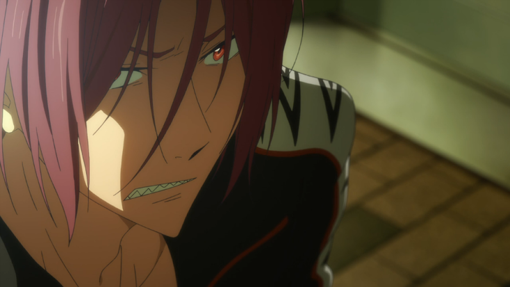 Free! Iwatobi Swim Club Episode 11 Screenshot 4