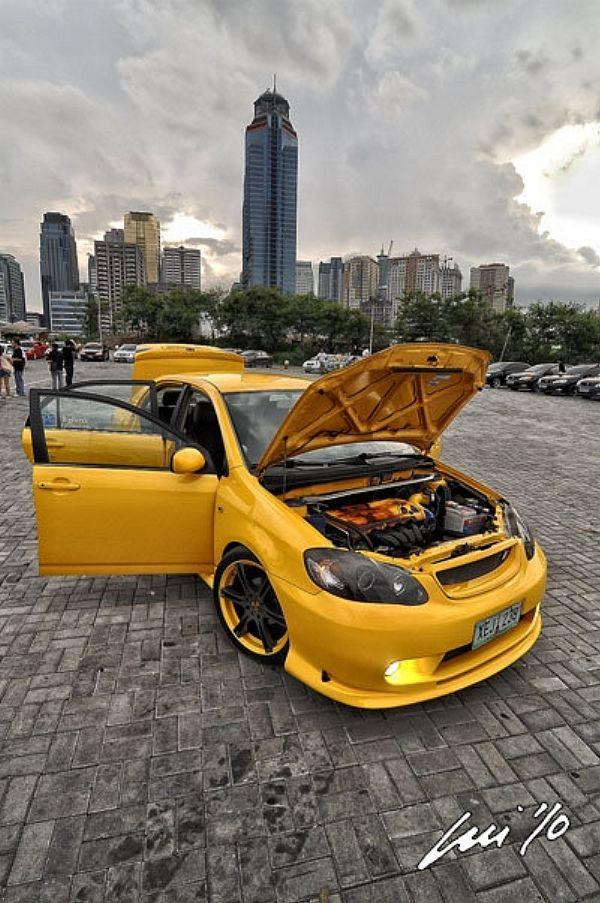 Toyota Corolla Tuning Sw - Fotos de coches - Zcoches