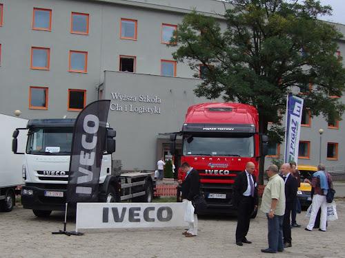 Pojazdy Iveco Natural Power na konferencji współorganizowanej przez Gazprom