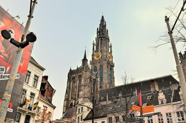 Собор Богоматери, Антверпен