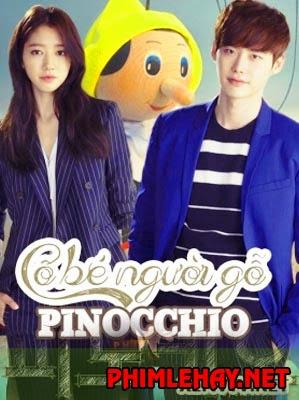 Phim Cô Bé Người Gỗ Pinocchio Trọn Bộ