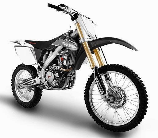 250cc XZR Watercooled Dirt Bike