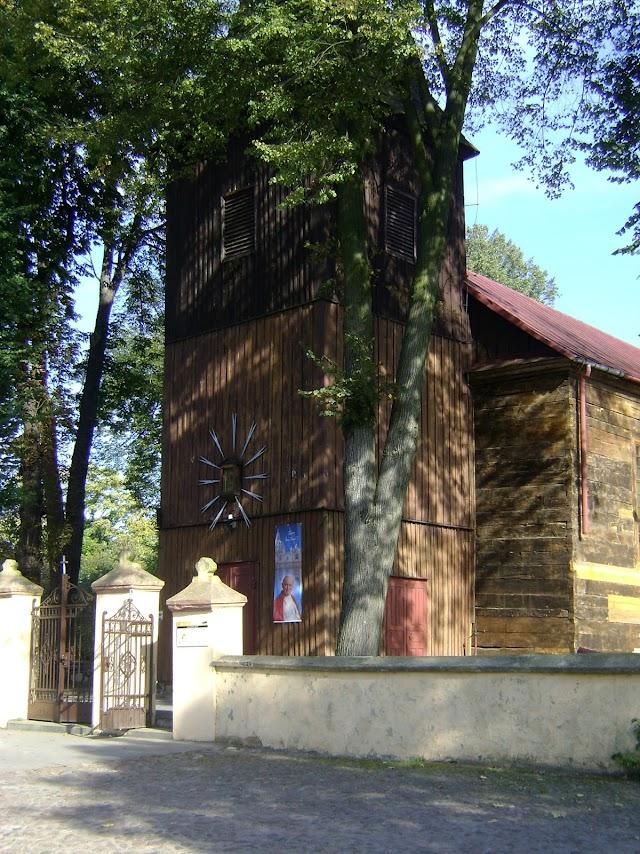 Mikołajewice, kościół