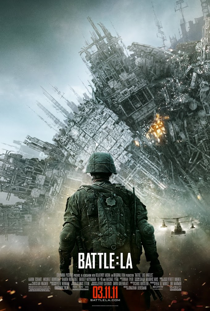 Review Filem : World Invasion : Battle Of Los Angeles