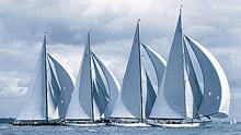 Cowes big J/Boats