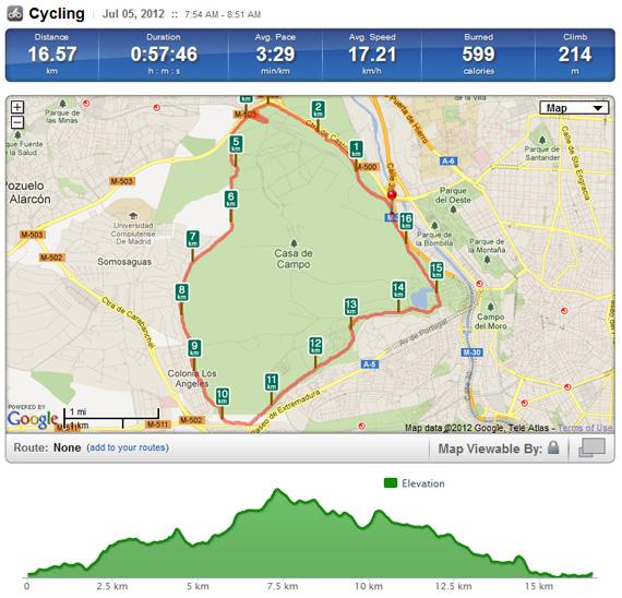 "La ruta con una bicicleta de 29"", la Orbea Alma 29 H10"