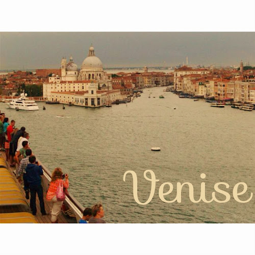 Venise costa magica août 2014