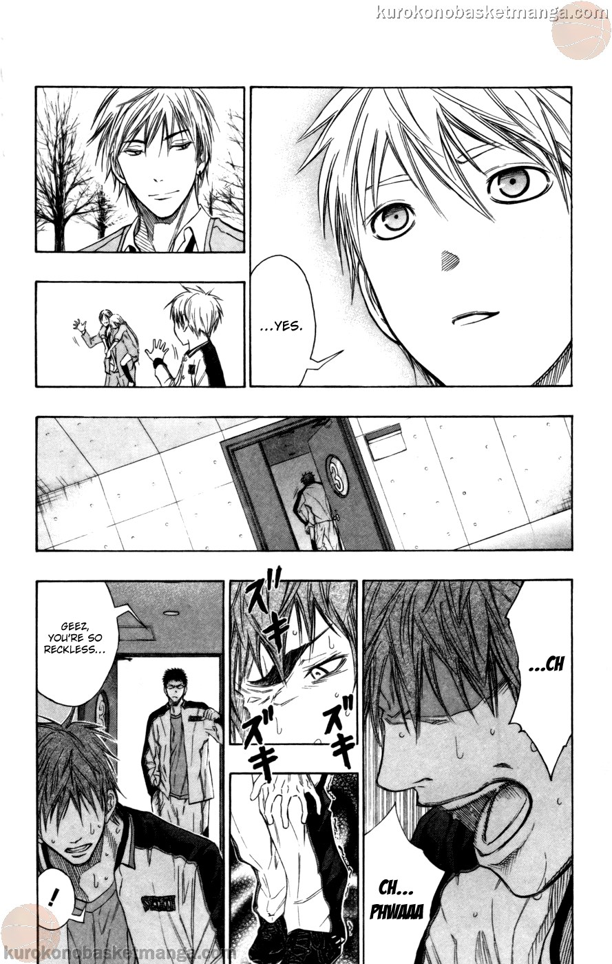 Kuroko no Basket Manga Chapter 93 - Image 18