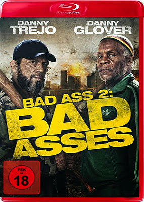 Filme Poster Bad Ass 2: Ação em Dobro BDRip XviD Dual Audio & RMVB Dublado