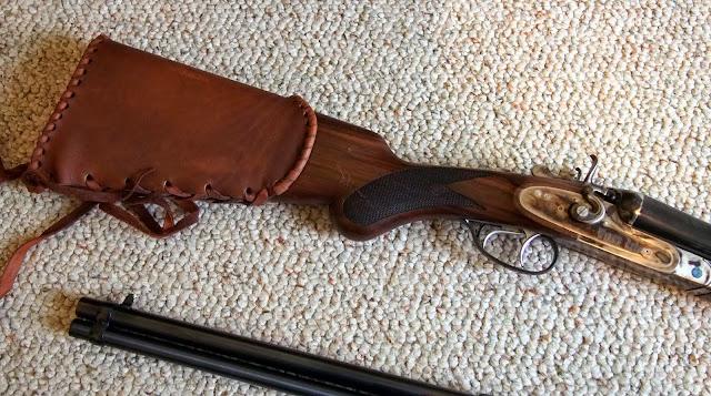 FS: Pedersoli Wyatt Earp DBL Barrel and Rossi 38 Lever Rifle - SASS