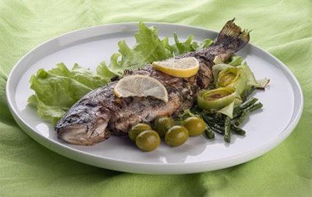 I pesci di acqua dolce for Pesci acqua dolce commestibili