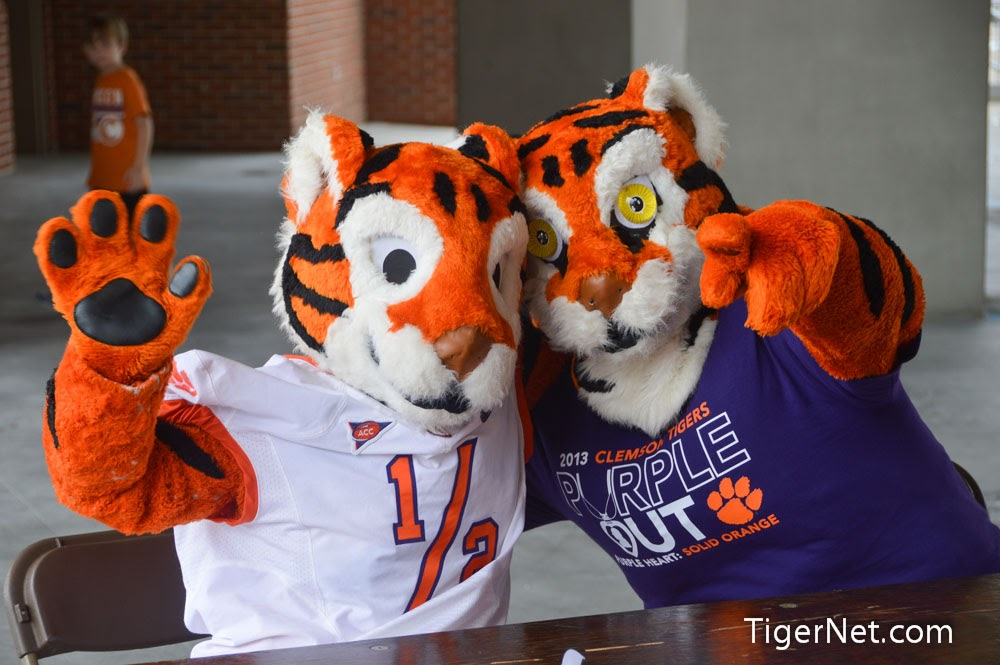 2013 Clemson Fan Day Photos - 2013, Fan Day, Football