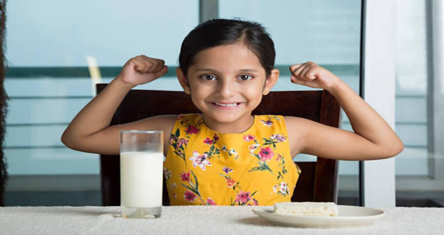Healthy eating habits is important for children to develop