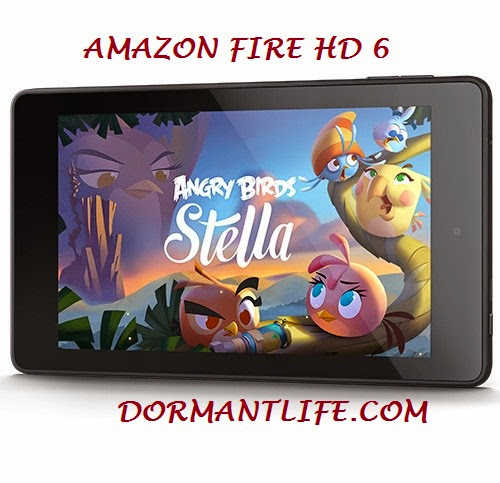 Amazon Fire HD 6 is the Smallest Cheapest Tablet in the Kindle Lineup Sells for 99 77 459176 4 - Amazon Fire HD 6: Tablet Specifications And Price