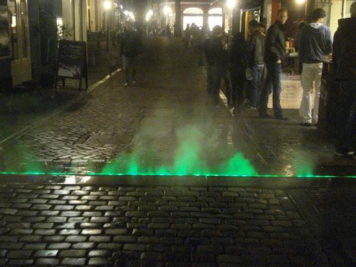 Utrecht Trajectum Lumen laser