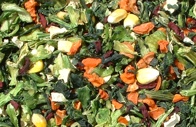 dehydrated vegetables - photo #8