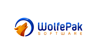 Accounting software for petroleum and gas industry logo design