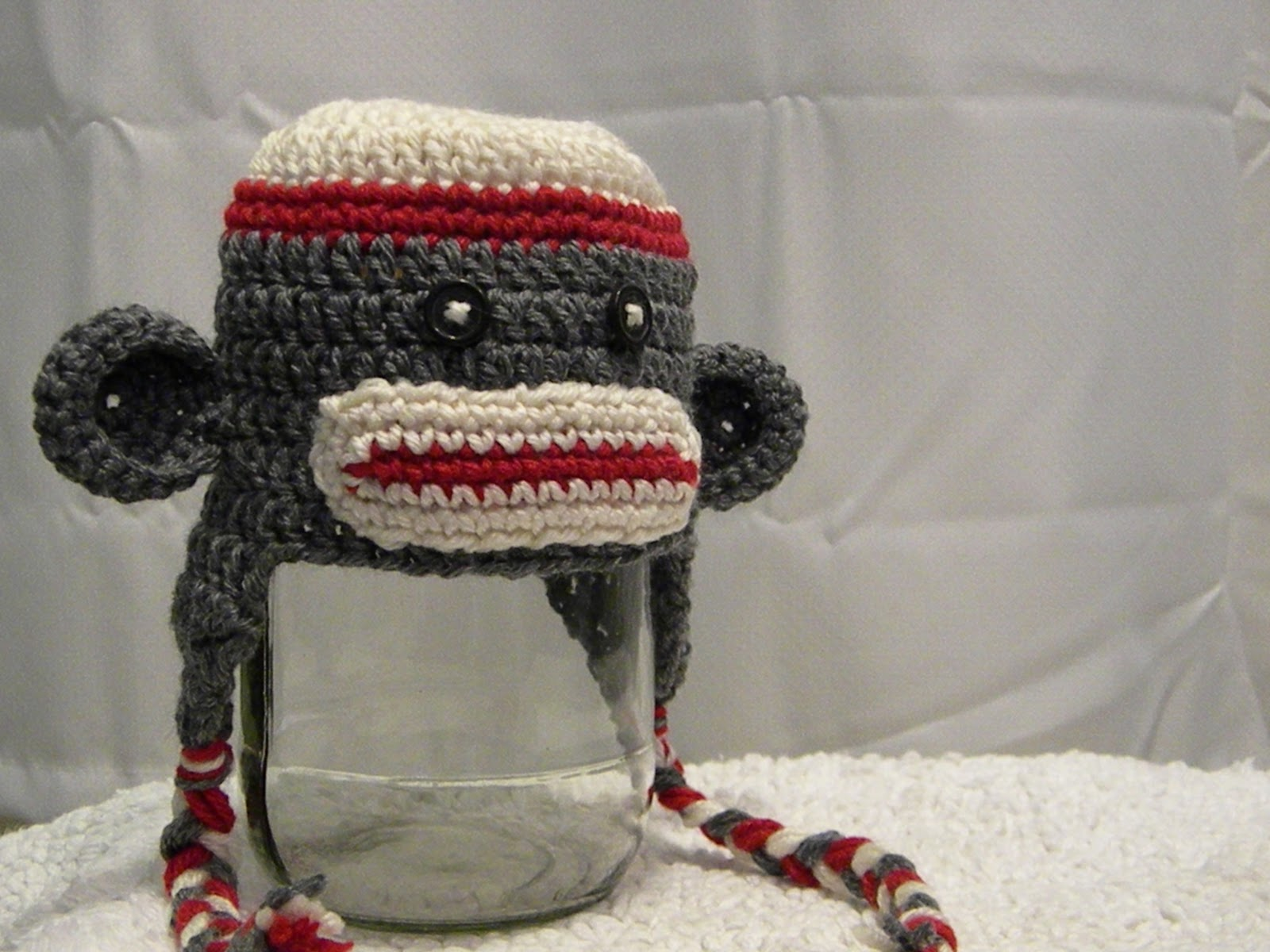 Knotty knotty crochet free sock monkey hat pattern free sock monkey hat pattern dt1010fo