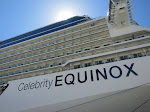 And that's our ship, the Celebrity Equinox