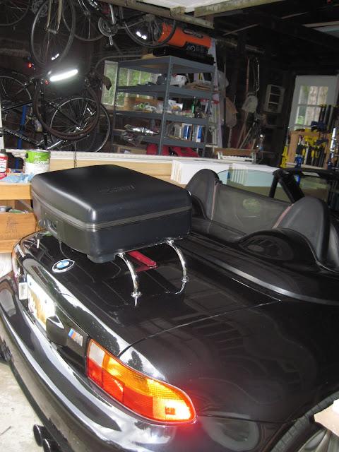 Z3 Luggage Rack Trunk