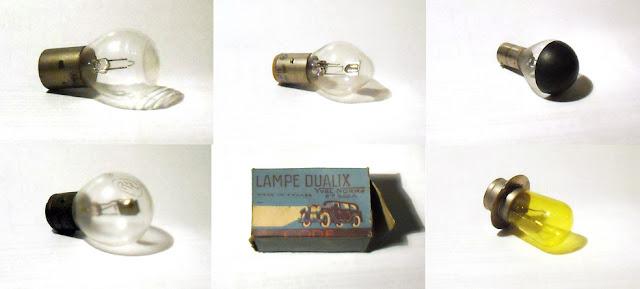 Eclairage electrique Ampoules