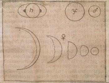 Las fases de Venus tal como las vio Galileo