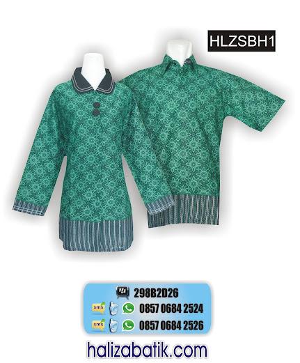 grosir batik pekalongan, Gambar Seragam, Sarimbit Muslim, Baju Sarimbit