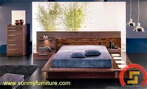 Mẫu giường ngủ SMF 750
