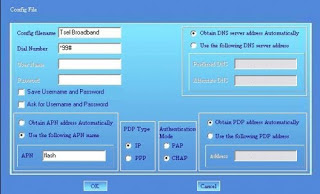 install driver Telkomsel Flash
