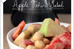 Apple Tahini Salad