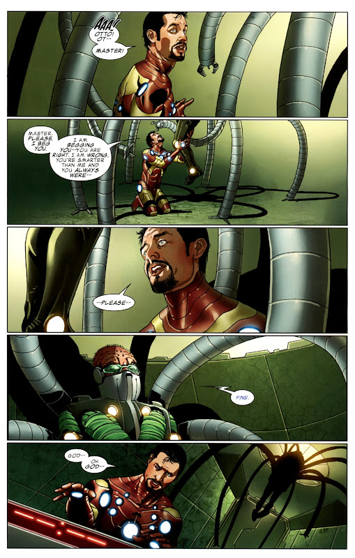 Invincible Iron Man #503 page 17