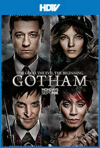 Gotham 1ª Temporada 720p HDTV Legendado
