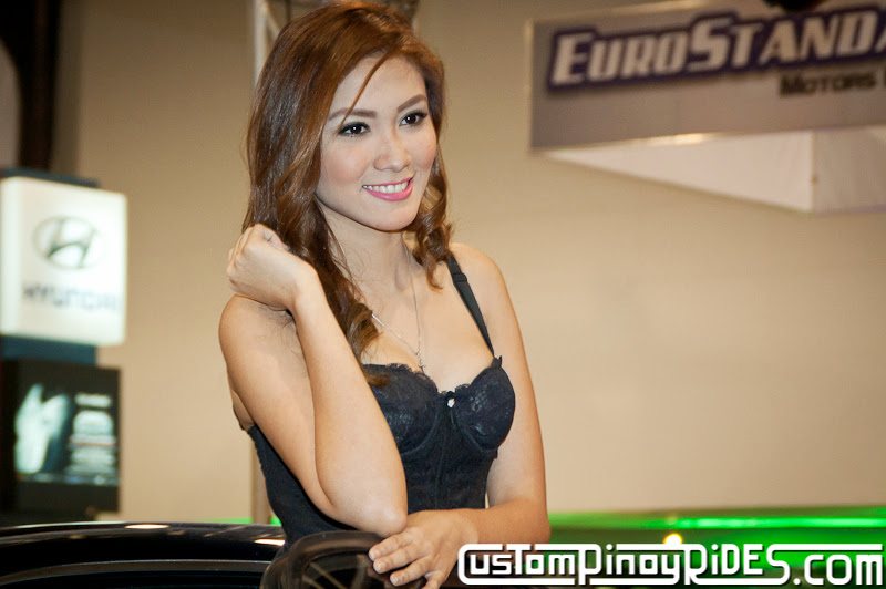 The Babes of The 2012 Manila Auto Salon Custom Pinoy Rides Photography Philippines pic4