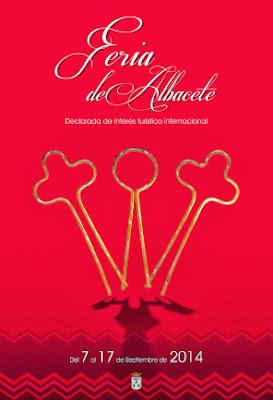 Cartel Feria Albacete 2014
