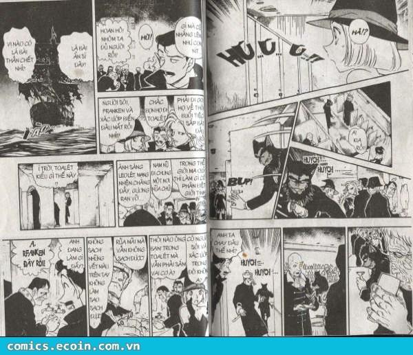 Detective Conan Chap 425 - Truyen.Chap.VN