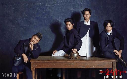 24hphim.net the three musketeers korean drama Ba Chàng Ngự Lâm
