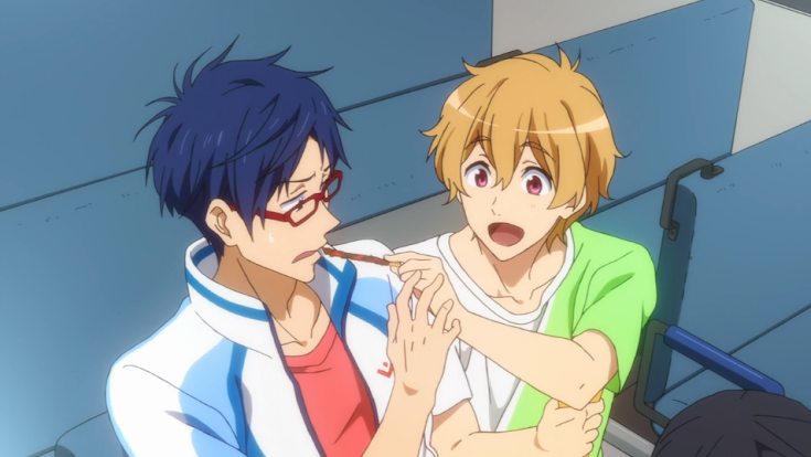 Free! Iwatobi Swim Club Episode 11 Screenshot 11