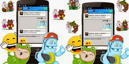 download stiker bbm gratis