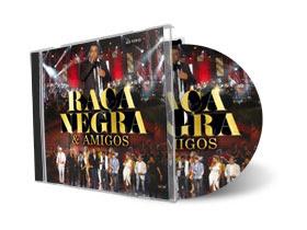 Raça Negra & Amigos – Ao Vivo