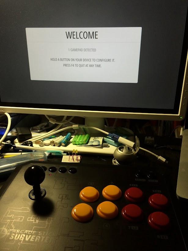 打造Raspberry Pi萬能家用遊戲機(RetroPie)   安迪兒隨手貼- 點部落