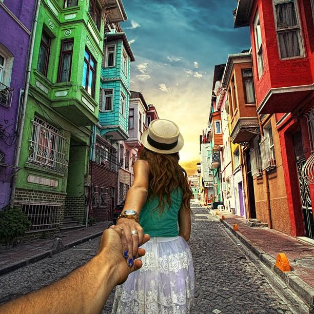 #執妳之手帶妳環遊全世界:以《Follow me》為主題拍出創意旅行照 3