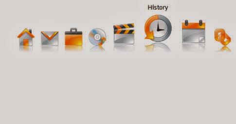 ทำเมนูเว็บไซต์ให้เป็นแบบไอคอน Mac os ด้วย jquery menu