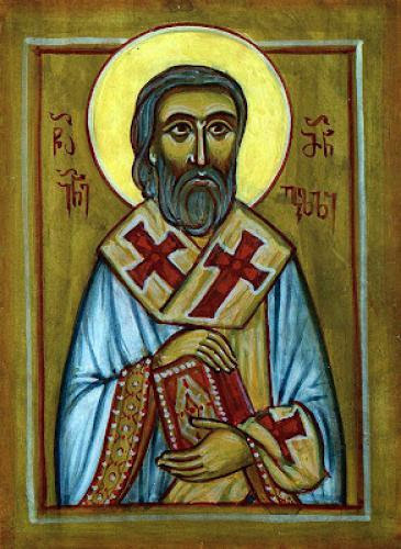Venerable John Bishop Of Manglisi