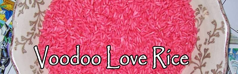 Voodoo Power Love Rice