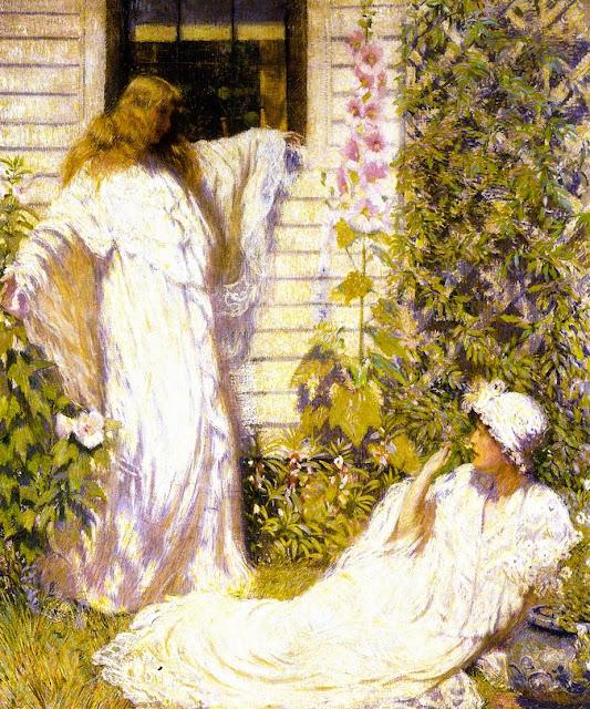 Philip Leslie Hale - Sun bath