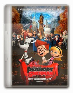 As Aventuras de Peabody e Sherman – BDRip AVI e RMVB Legendado
