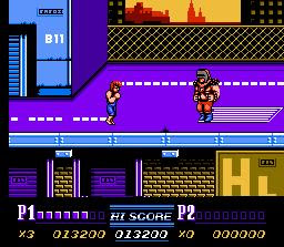 Double Dragon 2 (NES)