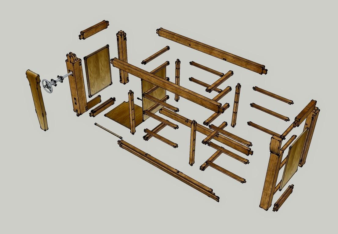 un tabli pour samuel copain des copeaux. Black Bedroom Furniture Sets. Home Design Ideas