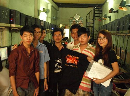 Sunsoft đưa Vạn Vương Chi Vương tới các phòng net 4