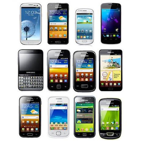 Daftar Harga Samsung Galaxy Android Terbaru Maret 2013 - Baru dan Second